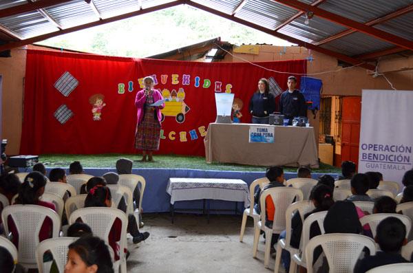 MSR SE200 Operation Blessing Guatemala